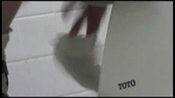 命がけ潜伏洗面所! 排卵警報!! Vol.13 裏DVDサンプル画像