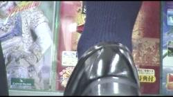 jk狙い!超接近パンチラ肛門くっきり編vol.01 裏DVDサンプル画像