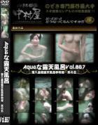 Aquaな露天風呂 Vol.867 潜入盗撮露天風呂参判湯 其の五