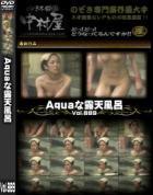 Aquaな露天風呂 Vol.889