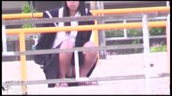 ドキドキ新入生パンチラ歓迎会 Vol.20 裏DVDサンプル画像