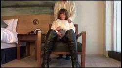 【個人撮影】パイパン ちんぽ級デカクリ美女「勃起」美乳乳首&クリトリス感度良過ぎ りおな 裏DVDサンプル画像