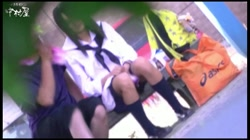 ドキドキ新入生パンチラ歓迎会 Vol.14 裏DVDサンプル画像