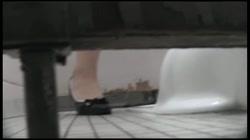 命がけ潜伏洗面所! 色白ネーチャンヒクヒク!! Vol.14 裏DVDサンプル画像