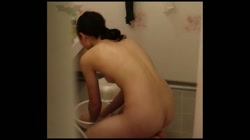 K現役吹奏楽部の処女 お風呂のぞき Vol.1 裏DVDサンプル画像