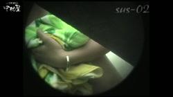 ハートのビキニがおっさん心をくすぐるのです。No.12 裏DVDサンプル画像