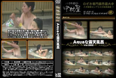Aquaな露天風呂 Vol.562 – 無料エロ動画付き(サンプル動画)