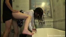 コスプレコレクション 264 制服美少女と性交 カリン 裏DVDサンプル画像