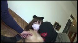 神乳&くびれキュイ-ンの解禁!更に身長148cmの田舎ねこ娘に 後編 つばき 裏DVDサンプル画像