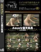 Aquaな露天風呂 Vol.950