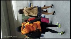 美女限定!フルハイビジョンパンチラ粘着追い撮り! Vol.02 裏DVDサンプル画像