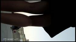 美女限定!フルハイビジョンパンチラ粘着追い撮り! Vol.03 裏DVDサンプル画像