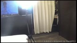 ♀97ガルバ店員ゆ◯ちゃん187回目 エロナースコスのギャルに特濃精子で種付け中出し! 裏DVDサンプル画像