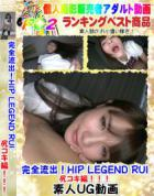 完全流出!HIP LEGEND RUI 尻コキ編!!!