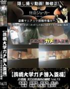 JD盗撮 美女の洗面所の秘密 Vol.73