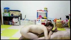 【個人撮影】人妻 はづき  自宅でハメ撮り 顔射 裏DVDサンプル画像