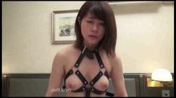 色白Eカップ美巨乳アイドル級に可愛い美少女JDが目隠し拘束調教セックスに初挑戦美裸体に拘束具を 裏DVDサンプル画像