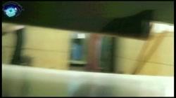世界の射窓から ステーション編 Vol.29 頭二つ飛び出る180cm長身モデル 裏DVDサンプル画像