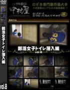 部活女子トイレ潜入編 Vol.08