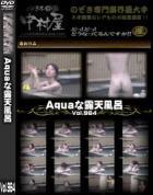 Aquaな露天風呂 Vol.964