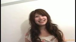 絶品フェラチオ披露する色白美女 わかなちゃん 裏DVDサンプル画像