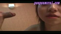 アイドル級美女にまずは口で抜いてもらいました 裏DVDサンプル画像