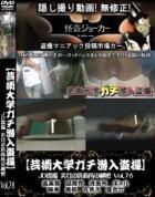 JD盗撮 美女の洗面所の秘密 Vol.76