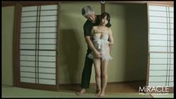 淫縛美体 うっとりと堕ちる美容部員 [唯] 裏DVDサンプル画像