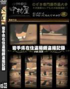 岩手県在住盗撮師盗撮記録 Vol.03