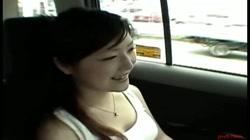 笑顔が素敵な癒し系スレンダーっ娘 樹里ちゃん 裏DVDサンプル画像