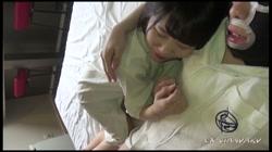 デカクリ娘ひなたちゃんとラブラブSEXで大量中出し! 裏DVDサンプル画像
