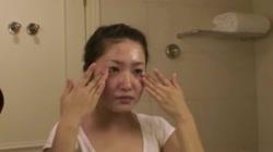 衝撃的ビフォーアフター~スッピンdeファック~Suppin.02 まお 裏DVDサンプル画像