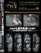 Aquaな露天風呂 Vol.867 潜入盗撮露天風呂参判湯 其の八
