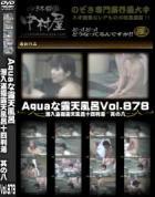 Aquaな露天風呂 Vol.878 潜入盗撮露天風呂十四判湯 其の八
