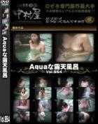 Aquaな露天風呂 Vol.954