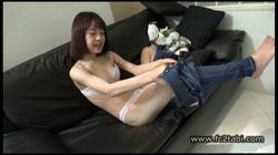 ことり18才 小柄娘☆元気になった華奢娘は奥が好き 中出し大好き ことり 裏DVDサンプル画像