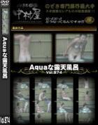 Aquaな露天風呂 Vol.974
