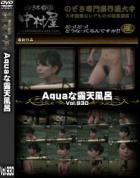 Aquaな露天風呂 Vol.930