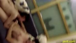 悲劇の流出!個人撮影 ~中華圏編~ 第三者に撮影させながら乱れまくる変態カップル 裏DVDサンプル画像
