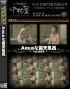 Aquaな露天風呂 Vol.955