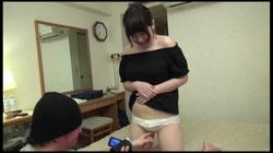 初撮り 完全顔出し Fカップ美巨乳 黒髪美少女JDのパイパン無毛オマンコに おまけ 裏DVDサンプル画像