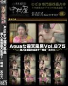 Aquaな露天風呂 Vol.875 潜入盗撮露天風呂十一判湯 其の六