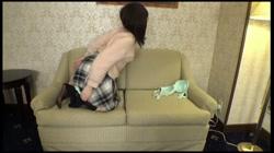 【無限∞潮吹き】SS級Loli美乳少女 清楚狭膣高速ピストン「…動かしてください」 裏DVDサンプル画像