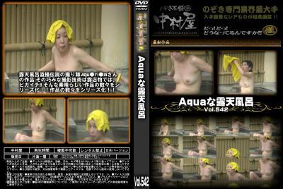 Aquaな露天風呂 Vol.542