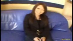 目つきが鋭いギャル美女 なつこ 裏DVDサンプル画像