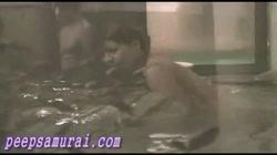 貸切り風呂であんなコト! part1 裏DVDサンプル画像
