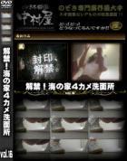 解禁 海の家4カメ洗面所 Vol.16