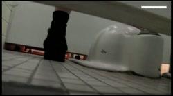 【【限定配信】マ○コ丸見え!!第三体育館潜入撮】File023 進化3番外編 綺麗に撮れました。 裏DVDサンプル画像