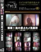 解禁 海の家4カメ洗面所 Vol.30