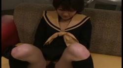 シロウト選任ぶった斬り! 無邪気な美少女とエッチな特別授業 凛 裏DVDサンプル画像